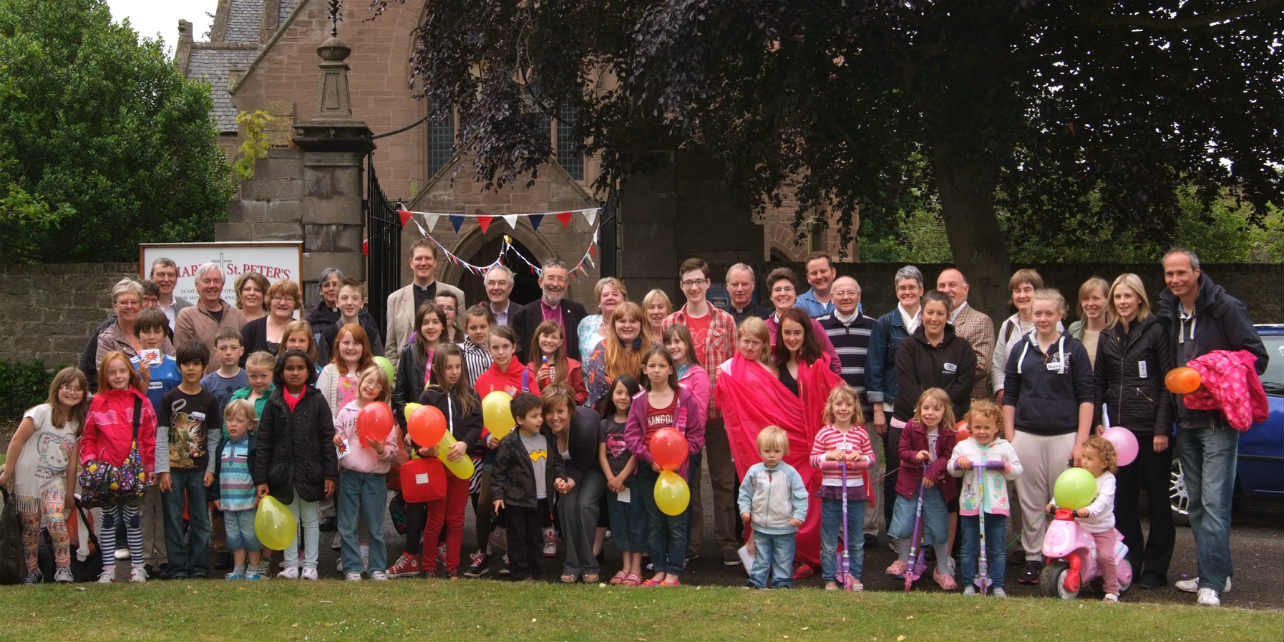 Diocesan Young Church Event at Montrose