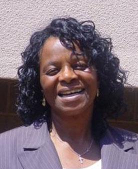 Rev Ellinah Wamukoya